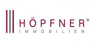 Der Vertrieb erfolgt durch Höpfner Immobilien GmbH